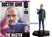 Doctor Who Figurine Collection #100 The Master Eaglemoss
